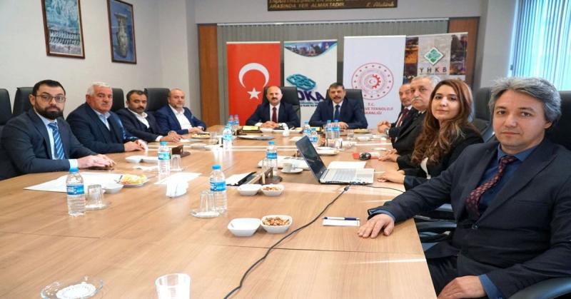 (YHKB) Ocak Ayı Encümen ve Meclis Toplantıları Gerçekleştirildi
