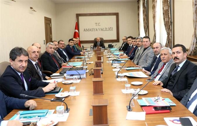 12 - 22 Haziran Uluslararası Atatürk Festivali Hazırlık Toplantısı Gerçekleştirildi.