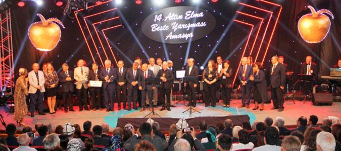14. Altın Elma Beste Yarışması Finali yapıldı