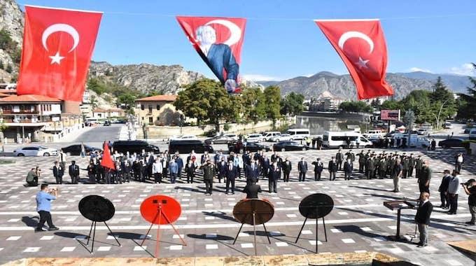 19 Eylül Gaziler Günü Çeşitli Etkinliklerle Kutlandı