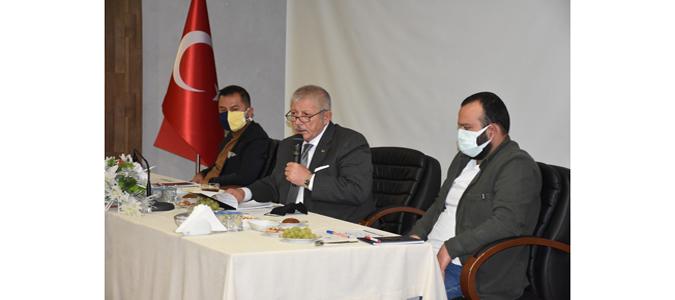 Amasya Belediyesi Kasım Ayı 2. Olağan Meclis Toplantısı Gerçekleştirildi