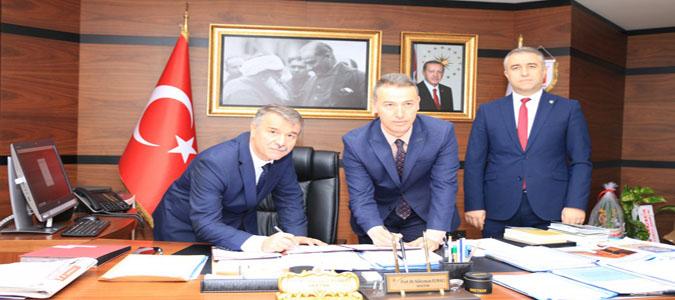 Amasya Üniversitesi ile Bilsem Protokolü İmzalandı