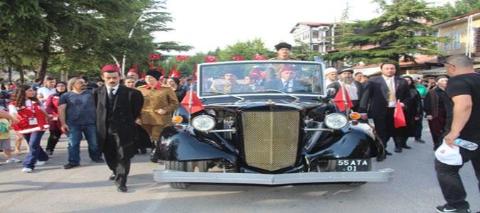 Amasya'da 12 Haziran Festivali Başladı