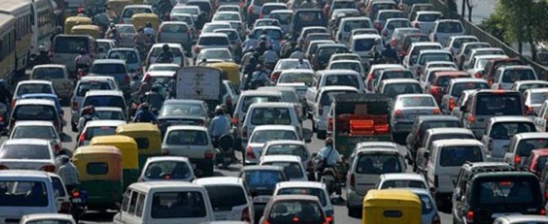 Amasya'da Taşıt Sayısı Bir Yılda 2 bin 764 Adet Arttı