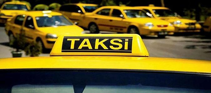 Amasya'da Ticari Taksiler Denetlendi