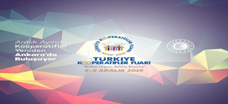 AMESİA Kadın Girişimi Kooperatifi,Türkiye Kooperatifler Fuarı'na Katılıyor