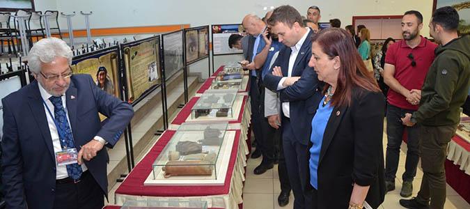 Çanakkale Savaşları Gezici Müzesi Gümüşhacıköy'de Ziyarete Açıldı