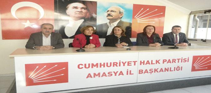 CHP'den 'Demokrasi, Adalet ve Barış' Yolculuğu
