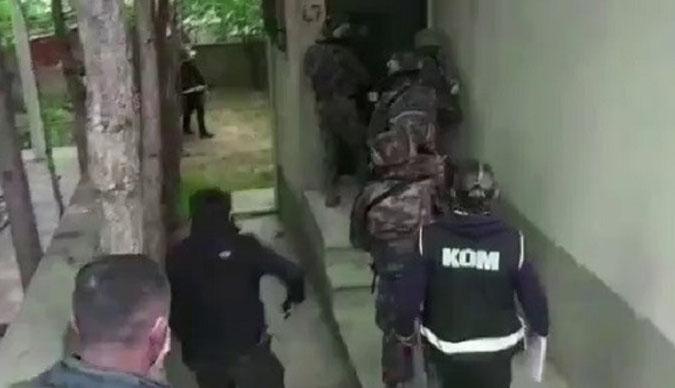ÇORUM'DA SUÇ ÖRGÜTÜNE BASKIN