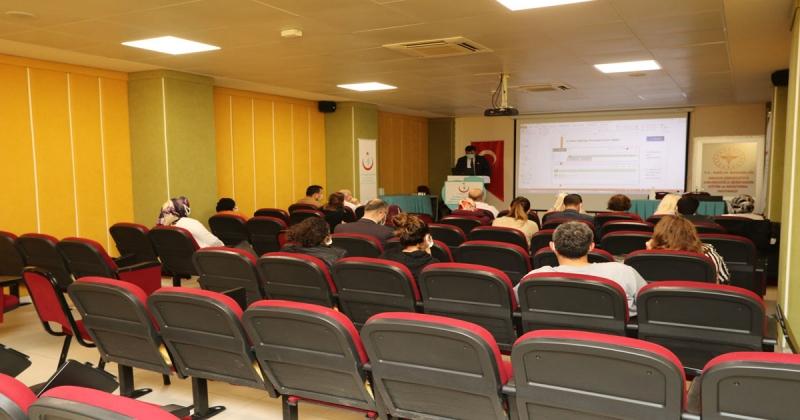 COVİD-19 Aşıla Programı Eğitimi Toplantısı Düzenlendi