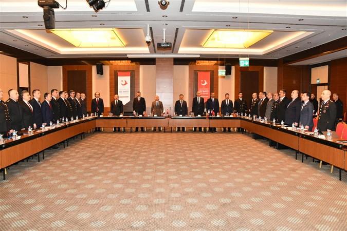 Düzensiz Göçle Mücadele Koordinasyon Toplantısı Yapıldı