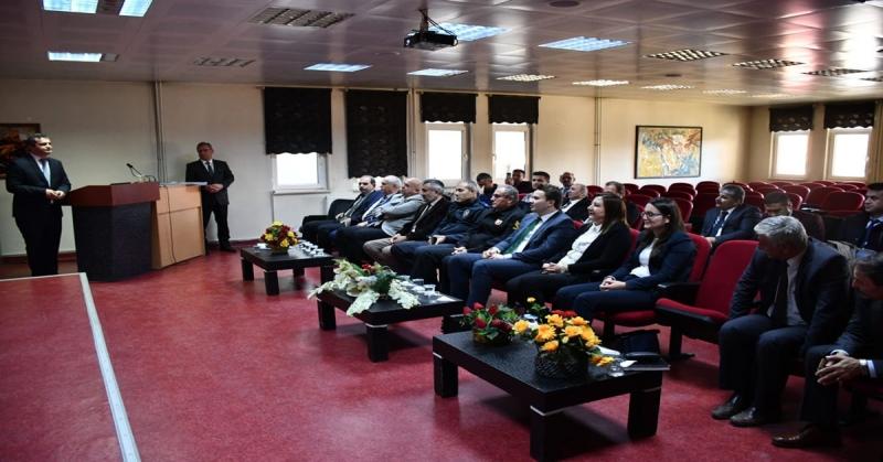 Gümüşhacıköy 2019 Yılı Faaliyet Bilgilendirme Toplantısının 6. sı Gerçekleştirildi