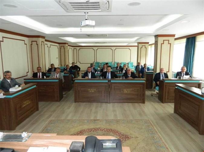 İl Genel Meclisinde Komisyonlara Seçilen Üyeler Belirlendi