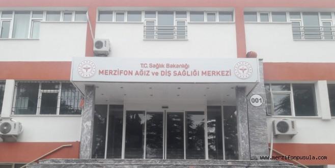 Merzifon ADSM'de Hasta Kabulüne Başlandı