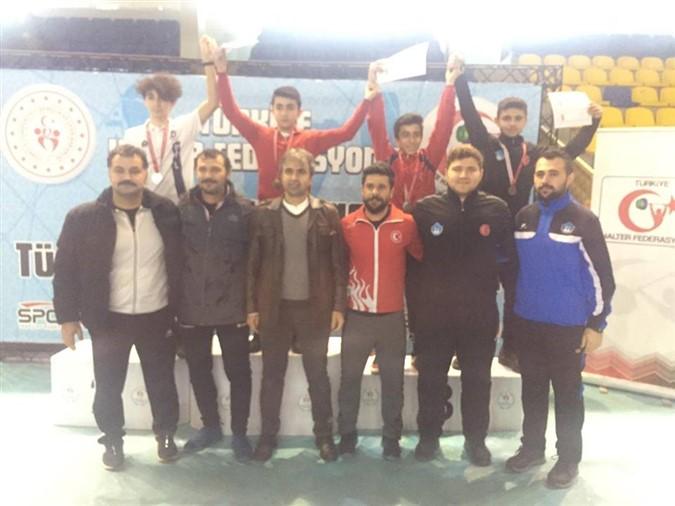 Merzifon Belediyespor'dan Büyük Başarı