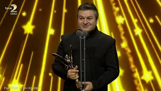 Merzifonlu Sanatçı Çağlar Çorumlu'ya Büyük Ödül