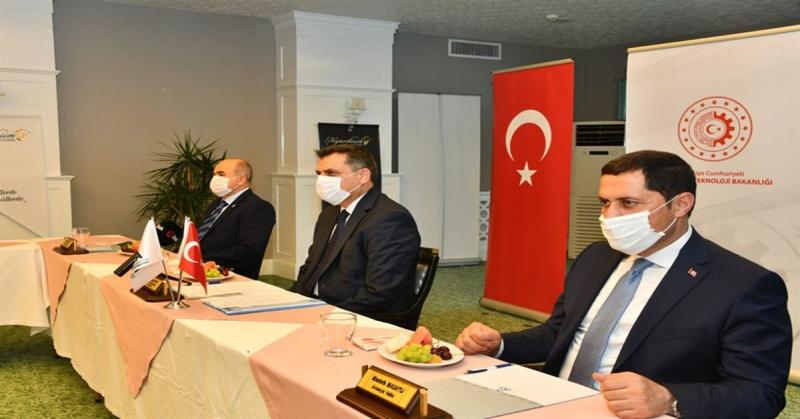 OKA Yönetim Kurulu Toplantısı Gerçekleştirildi