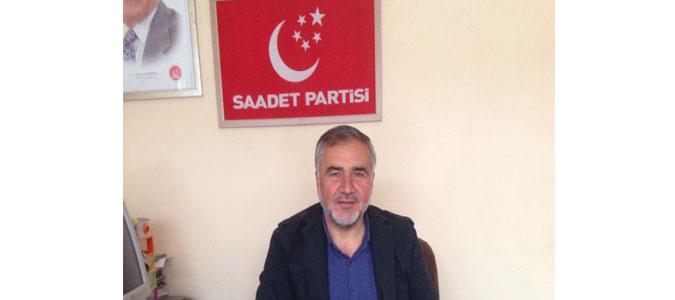 """Saadet Partisi, CHP'nin """"Adalet Yürüyüşü""""nü Destekledi"""