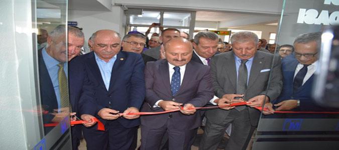 Serbest Muhasebeci ve Mali Müşavirler Odası Ofis Açılışı Gerçekleştirildi