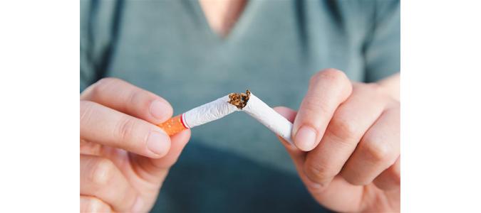 Sigarayı Bırakma Kampanyası