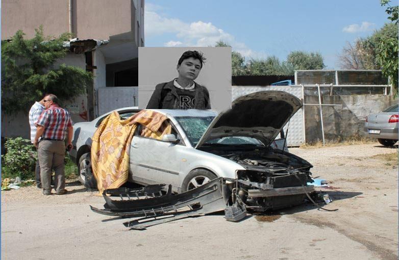 Suluova'da Trafik Kazası, 1 Ölü, 1 Yaralı.