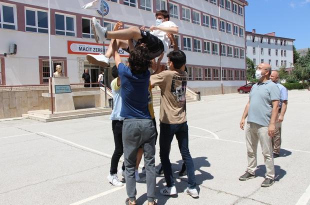 TYT ikincisi Amasya'dan Okul pansiyonunda hazırlanıp TYT ikincisi oldu