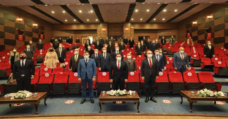 Yeşilırmak Havzası Havza Yönetim Heyeti Toplantısı Gerçekleştirildi