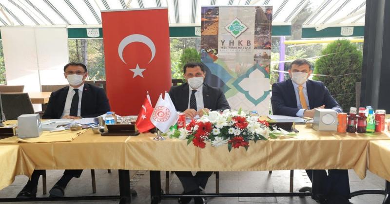 YHKB Eylül Ayı Meclis ve Encümen Toplantısı Gerçekleştirildi