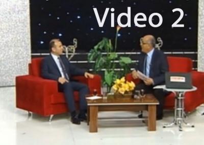 Ali Rıza AĞIŞ , Sezgin Ünsal'ın konuğu - VİDEO 2