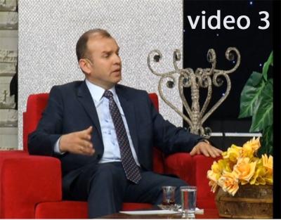 Ali Rıza AĞIŞ , Sezgin Ünsal'ın konuğu - VİDEO 3