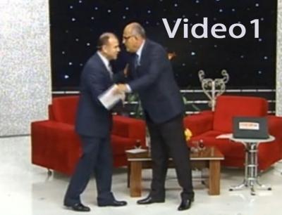 Ali Rıza AĞIŞ , Sezgin Ünsal'ın konuğu - VİDEO 1